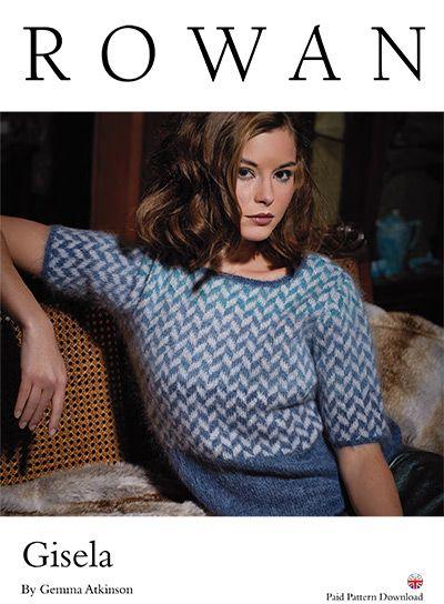 91b2399ff Knit this ladies fairisle sweater