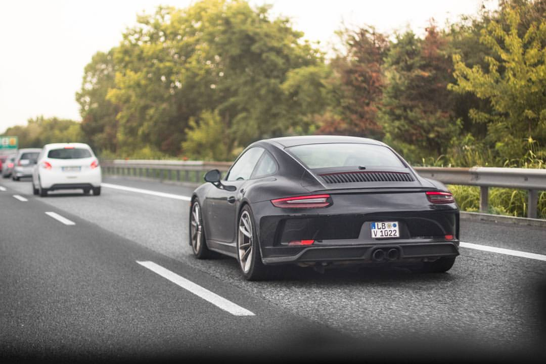 9912 Gt3 Will Come With Touring Package Option Page 71