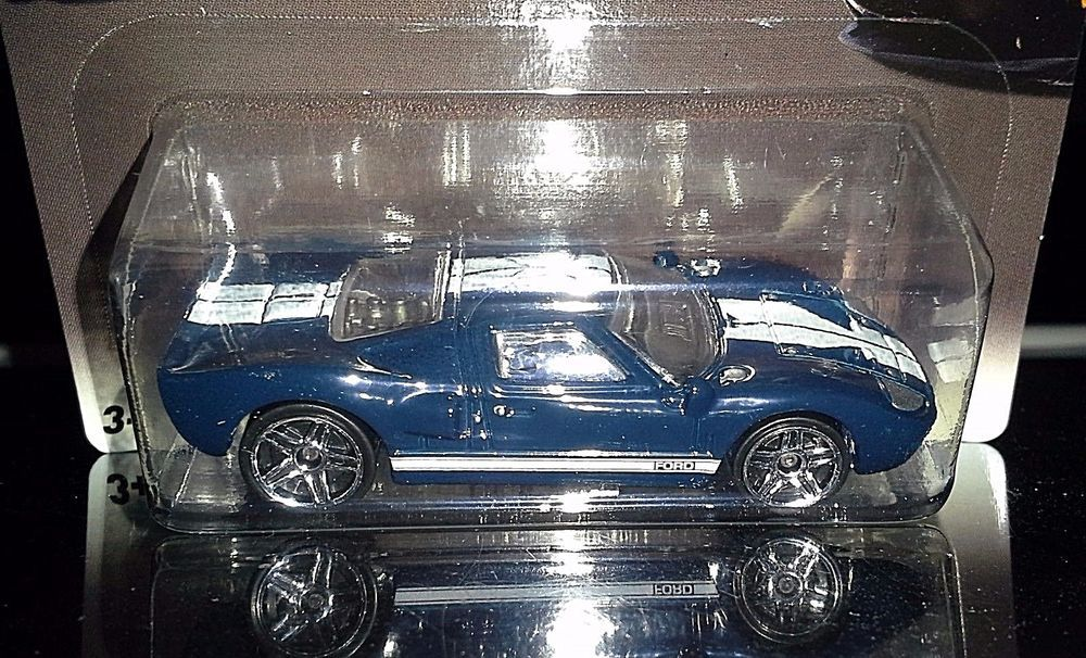 Hot Wheels  Fast Furious   Fast Five Ford Gt
