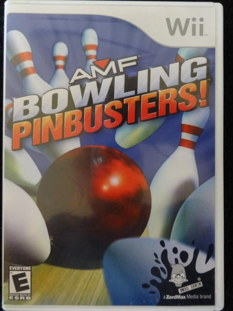 BOWLING WII AMF TÉLÉCHARGER PINBUSTERS