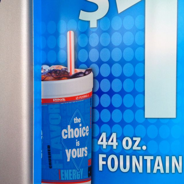 44oz Fountain Drink