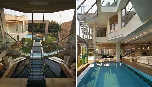Modern Glass House Design in Johannesburg 41jpg 500285 MODERN