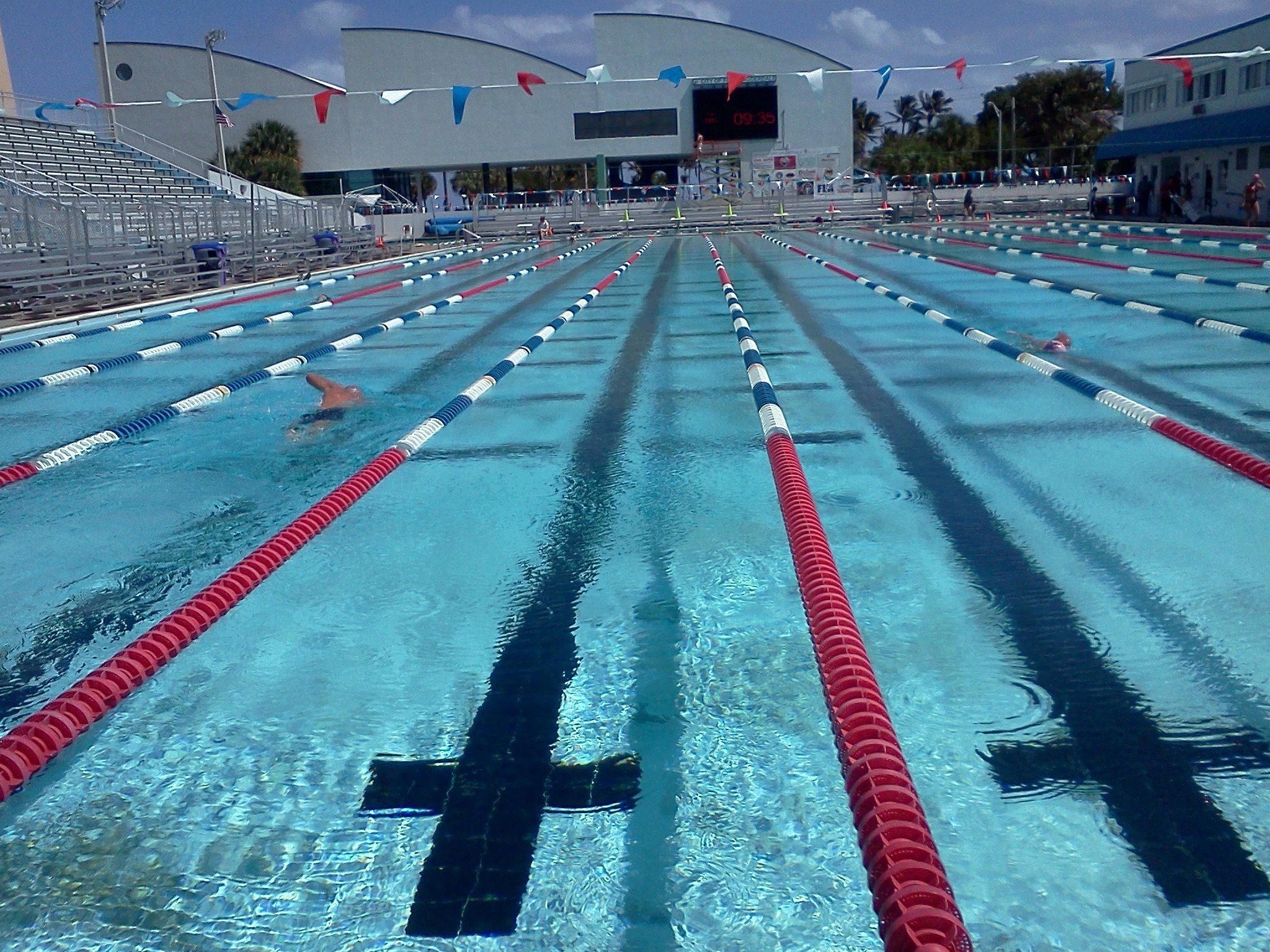 Swimming hall of fame ft lauderdale for International swimming hall of fame pool