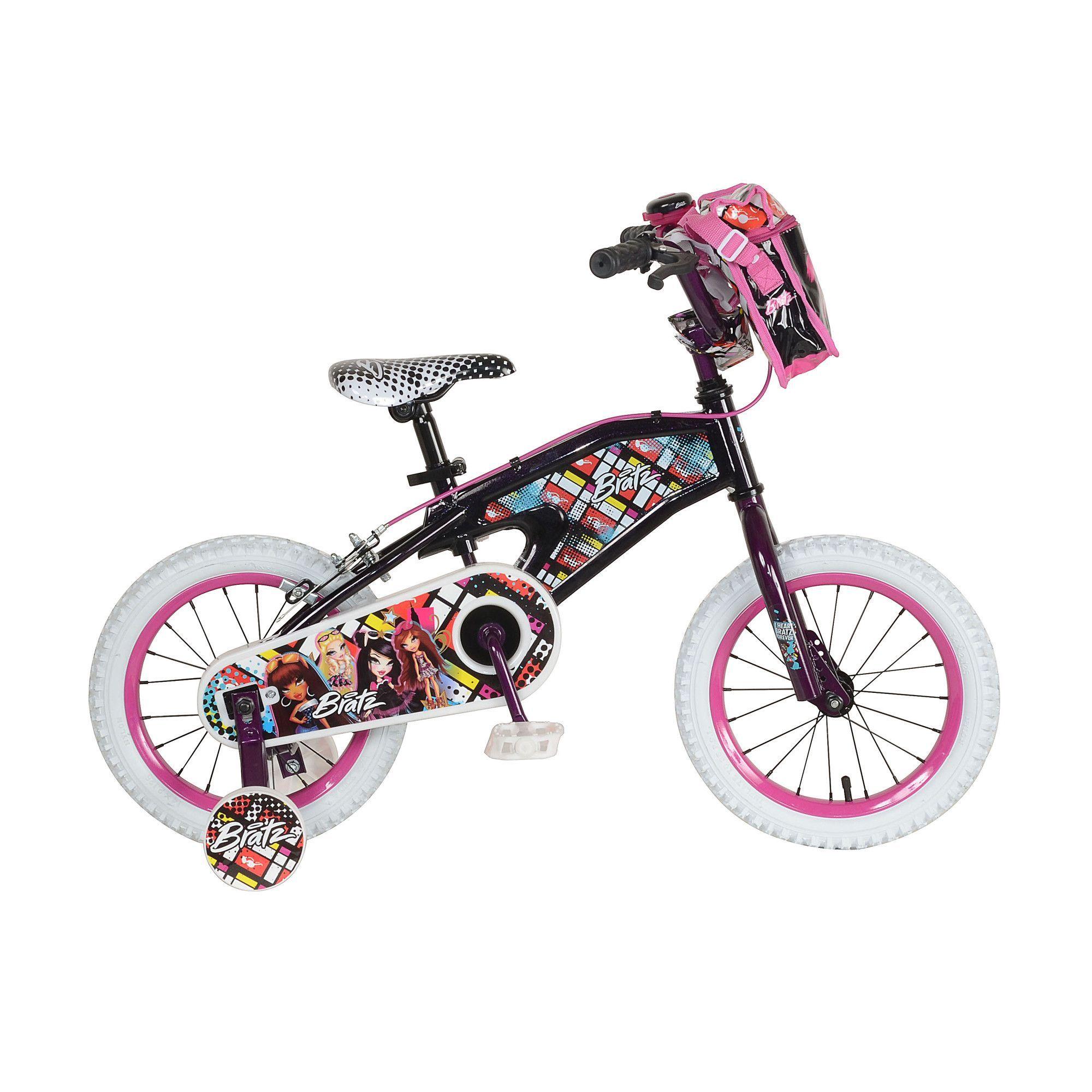 Girl S 14 Road Bike Bike With Training Wheels Kids Bike Bicycle