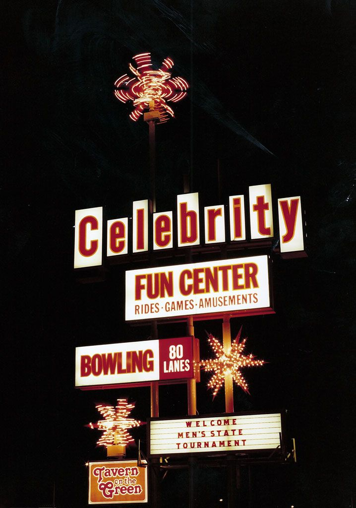Celebrity Sports Center Denver City Denver History Denver