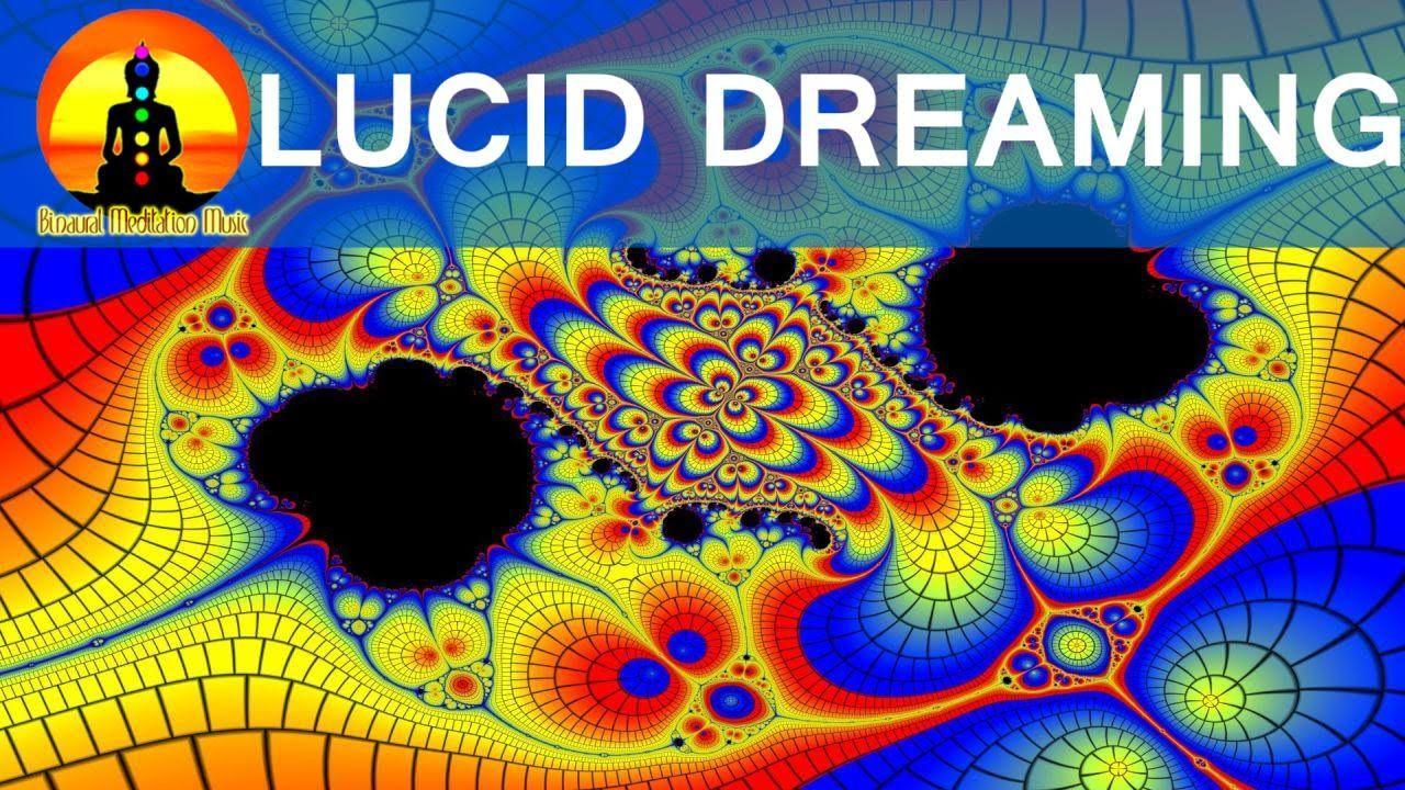 8 Hour Binaural Beats Lucid Dreaming Sleep Music