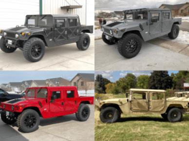 Hummer H1 For Sale By Owner Hummer H1 Hummer Vehicle Shipping