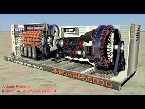 Antonio romero creador de el generador electromagn tico - Generador de luz ...