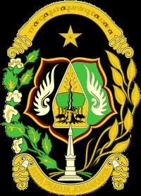 Official Seal Of Yogyakarta Free Logo Vector Logo City Logo