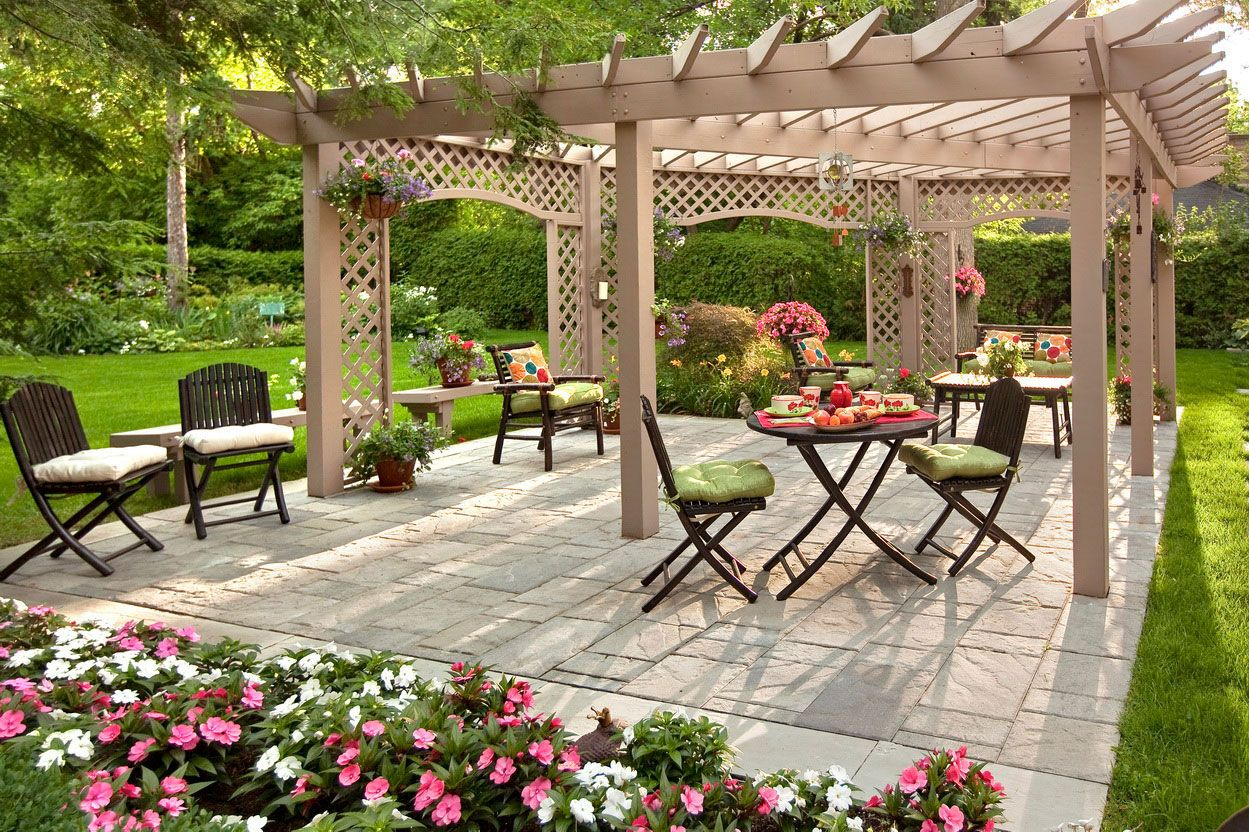 home backyard landscaping ideas home design ideas backyard - Landscape Design Ideas Backyard