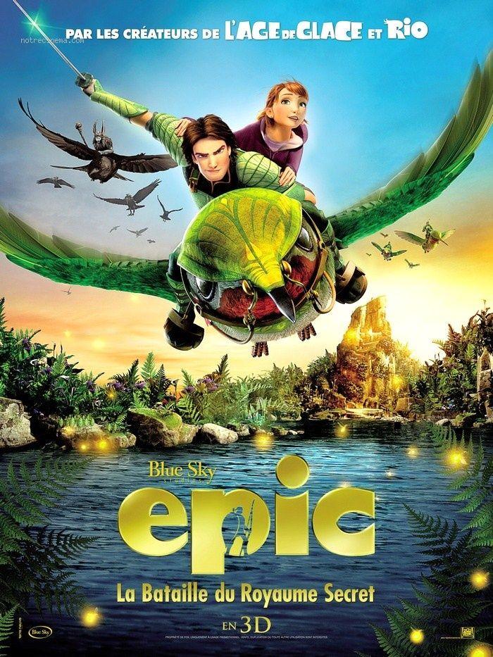 Epic, la bataille du Royaume Secret Cinéma, Regarder