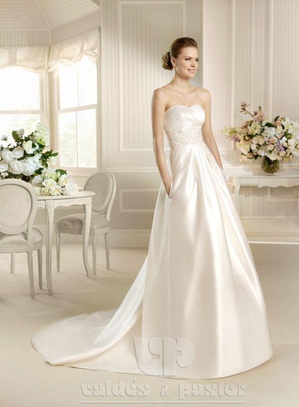 vestido de novia melilla para valdés pastor | vestidos de novia