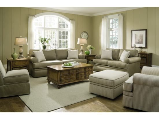 Etonnant Kendall Khaki 2 PC Sofa U0026 Loveseat Package   Value City Furniture