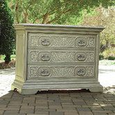 Found it at Wayfair - Jessica McClintock 3 Drawer Painted Chest