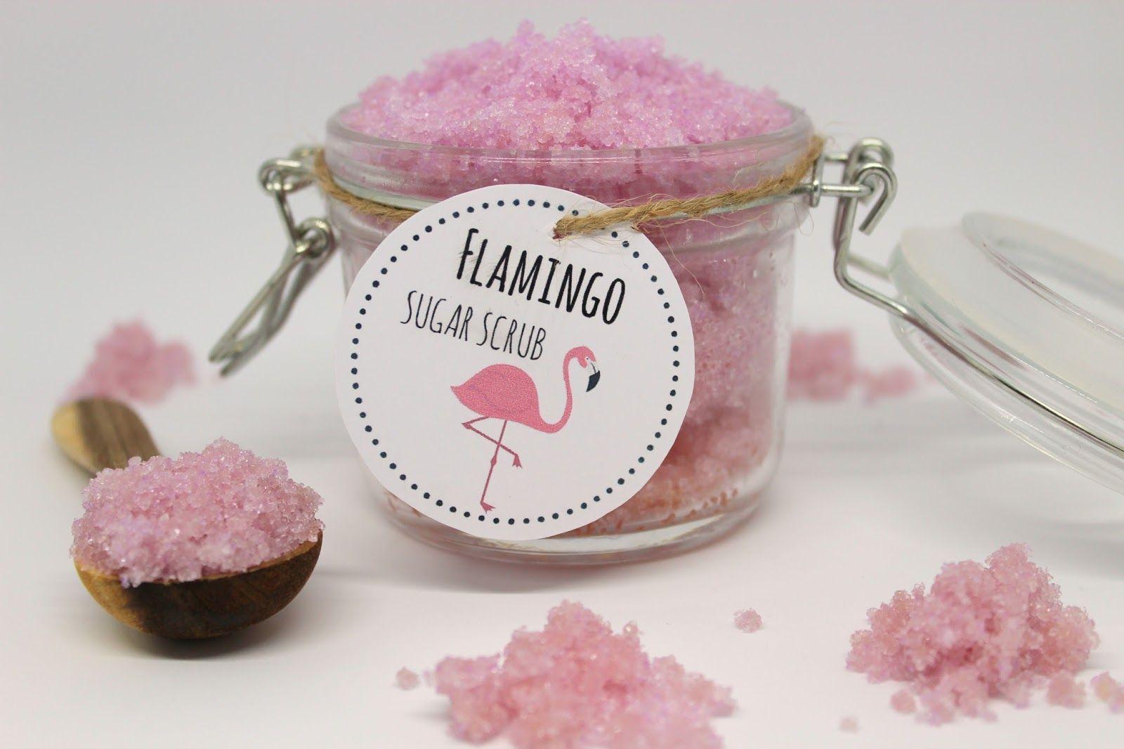 Photo of DIY Sugar Scrub Flamingo schnell und einfach selber machen + Video!