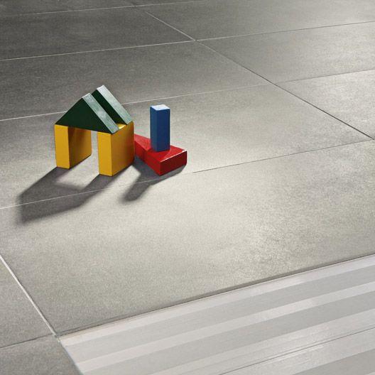 Carrelage Interieur Easy4 Sans Colle En Cerame Pleine Masse Gris 30 X 60 Cm Carrelage Interieur Carrelage Parement Mural
