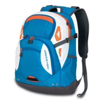 86253c3f259 High Sierra Scrimmage Laptop Backpack | School Shopping | High ...