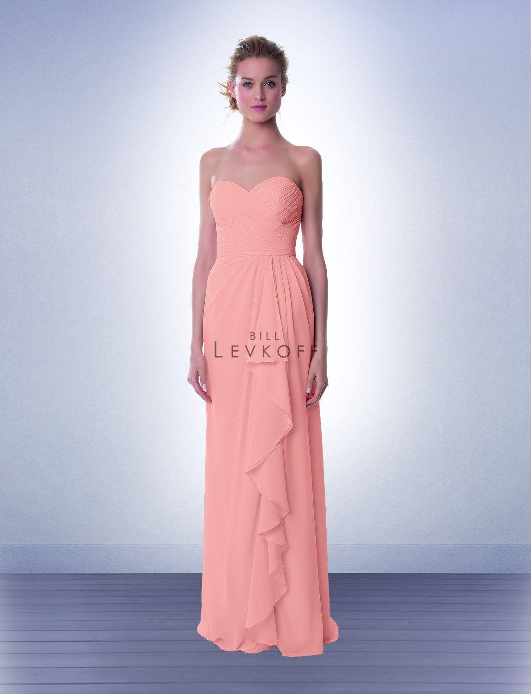 Bridesmaid Dress Style 987 - Bridesmaid Dresses by Bill Levkoff ...