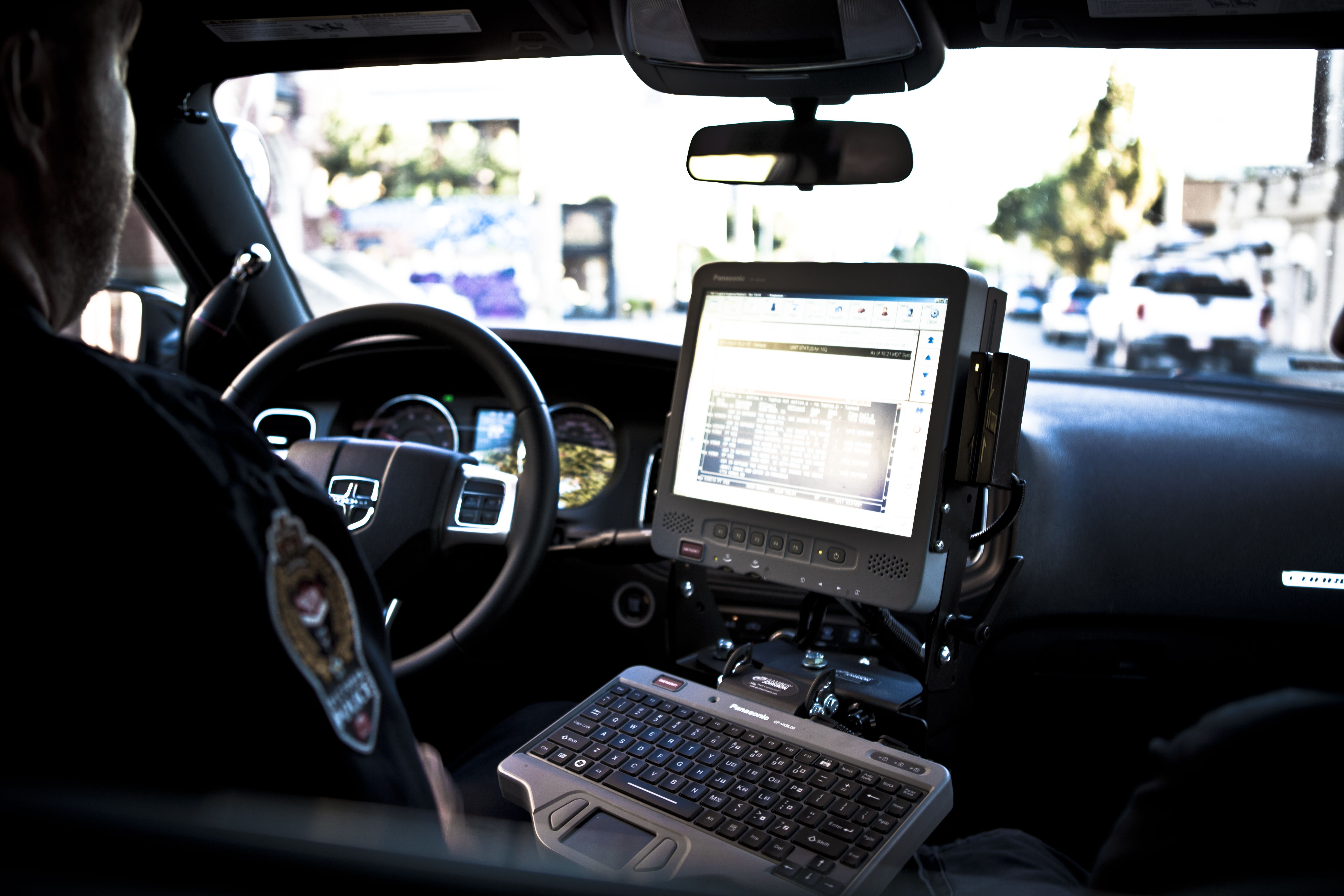 Dodge Charge Police Car Interior With Vicpd Police Cars Victoria Police Dream Cars