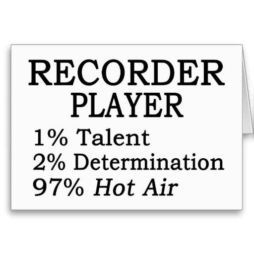 Recorder Player Hot Air Zazzle Com Band Jokes Band Quotes Marching Band Humor