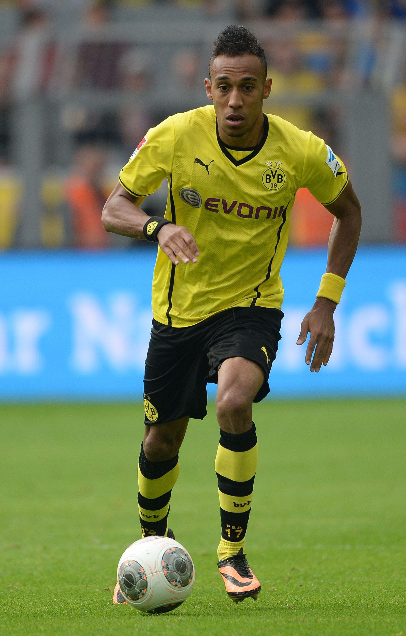 Pierre-Emerick Aubameyang | Soccer | Pinterest | Best ...