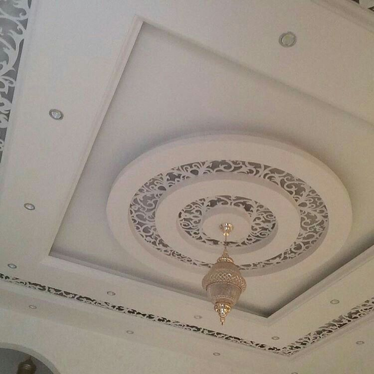 Pingl par sur for Decoration faux plafond en algerie