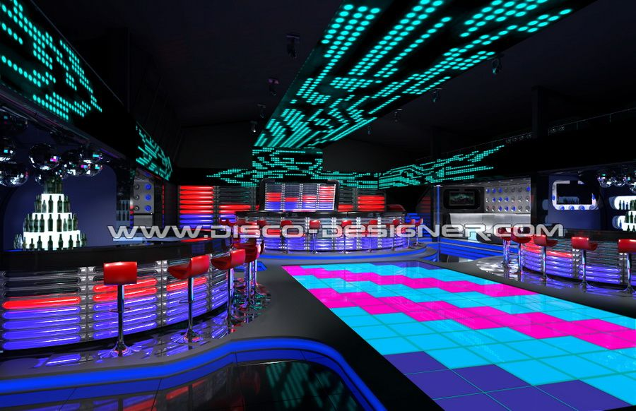 Lighting Designer | NIGHTCLUB DESIGN - NIGHTCLUB LIGHTING - DISCO ...