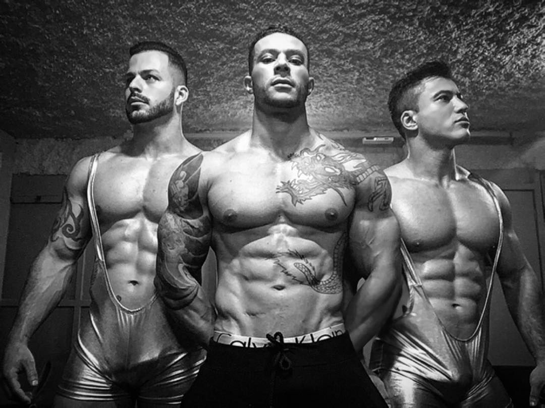 Gogo boyz trio
