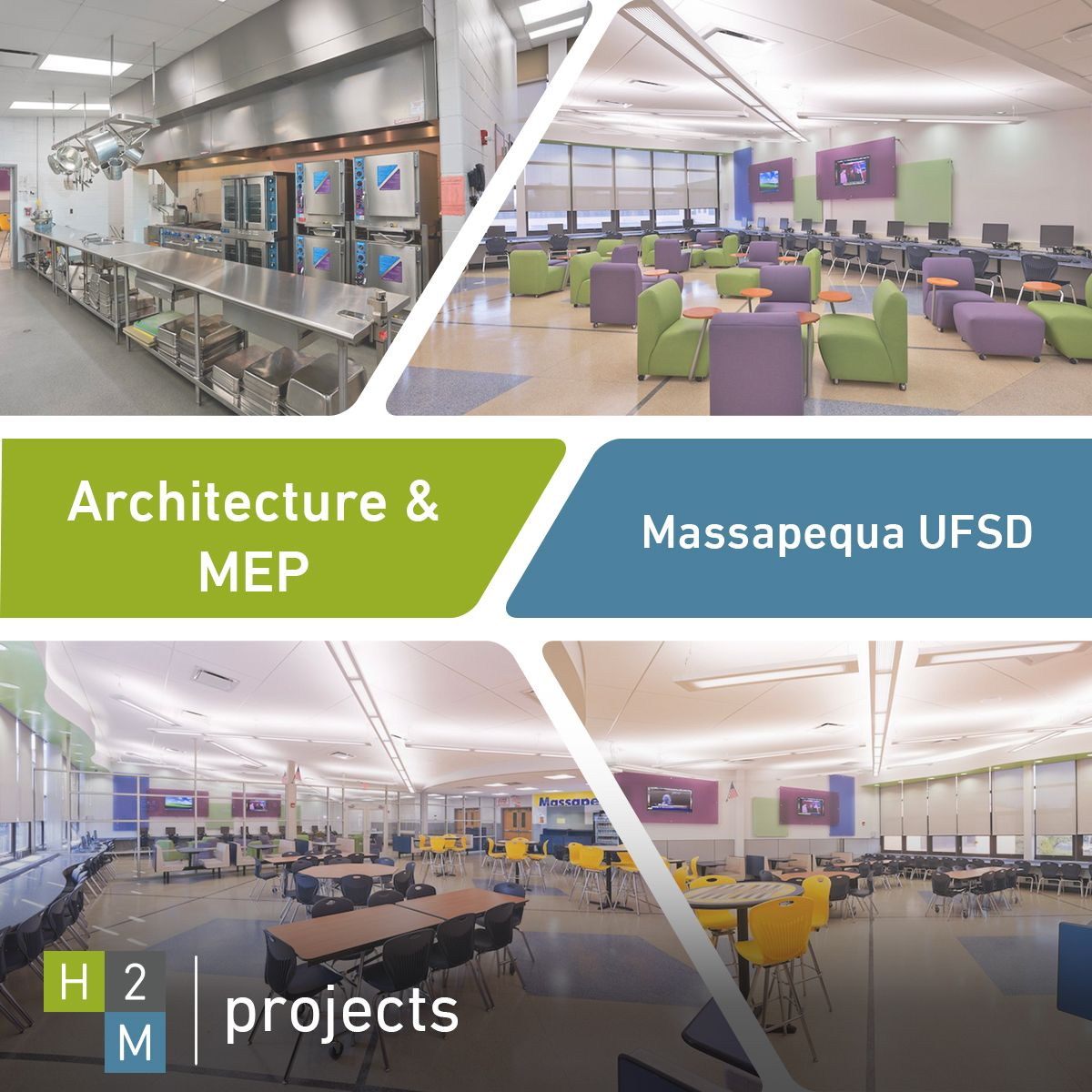 Project Spotlight H2m Provided Architectural Design Structural