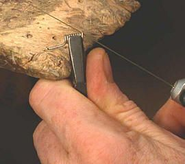 The Final Cut - Cutting jump rings after winding