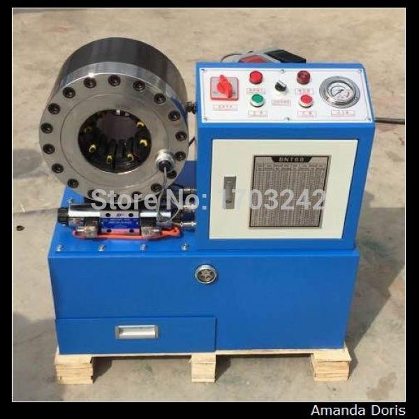hydraulic hose pipe crimper machine,hose hydraulic crimping