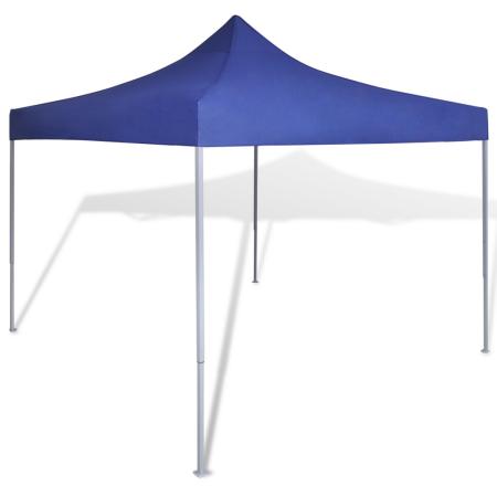 Outdoor Foldable Canopy Pavilion Tent 10 X 10 Blue