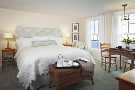 Weekapaug Inn: Picture Perfect and Preppy in Rhode Island. The hotel has maintained its classic preppy vibe, but now has a more sophisticated twist.