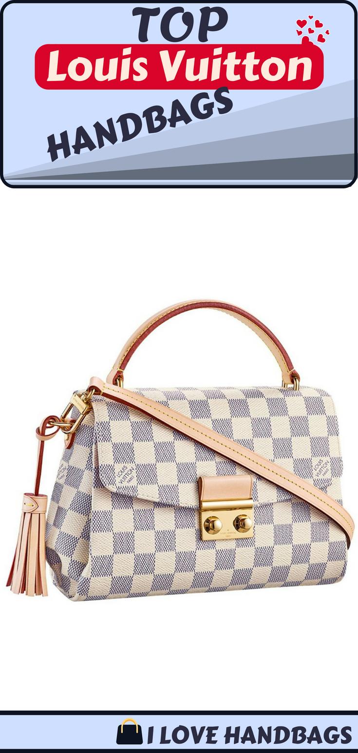 Louis Vuitton handbags for women   Louis Vuitton Damier Azur Canvas  Croisette Hand Carry Shoulder Handbag Article N41581 Made in France .  (affiliate link ) e68c228822741