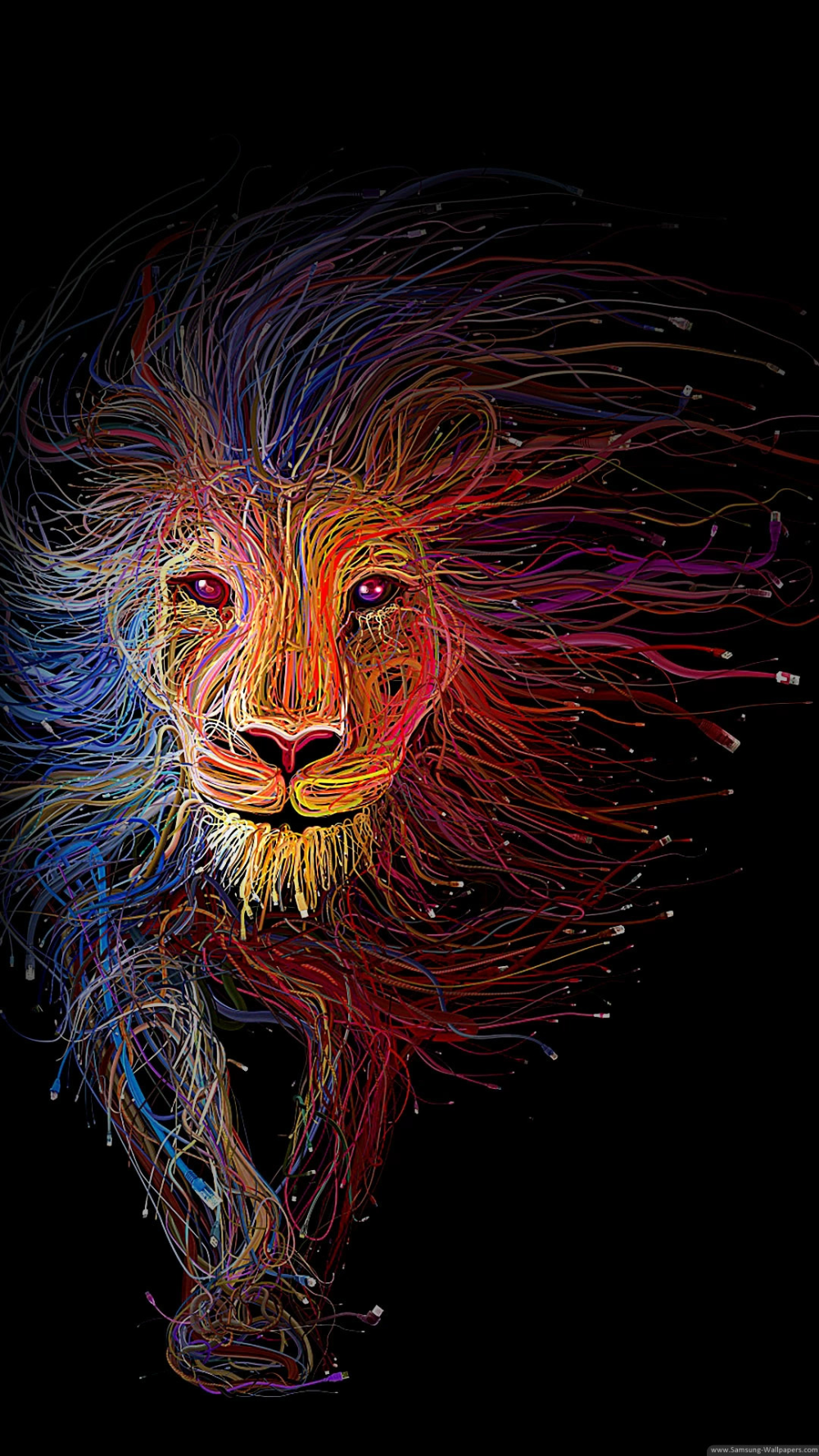 Fantasy Lion Stock 1080x1920 Samsung Galaxy S6 Wallpaper Hd Samsung Wallpapers Lion Wallpaper Iphone Abstract Lion Lion Wallpaper