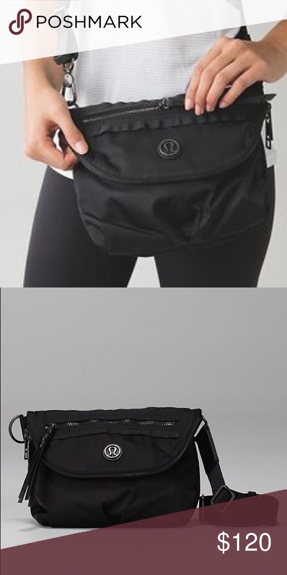 6cc2cb014808 Lululemon festival bag Cute. Limited edition . Like new lululemon athletica  Bags Crossbody Bags