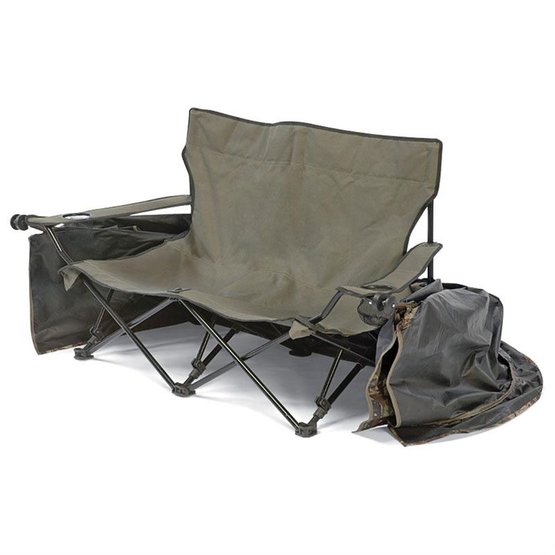 Wholesale Portalbe Hunting Ground Blind Chair For Two Men Hunting Ground Blinds Hunting Chair Ground Blinds