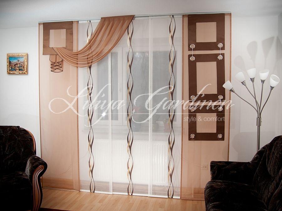 Schöne Wohnzimmer Gardinen nach Maß ✂ Wir gestallten Ihr Fenster - gardinen set wohnzimmer