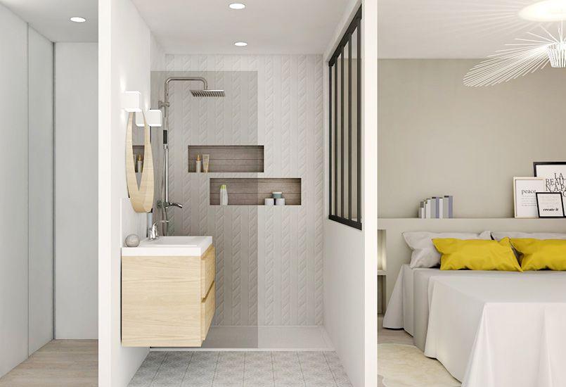 Un Bain De Lumire Amnagement Rnovation Appartement Lyon