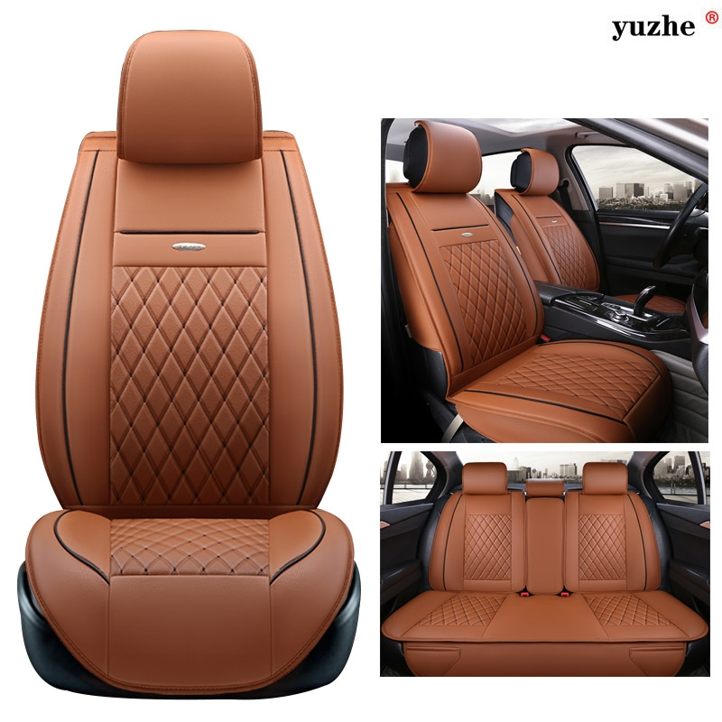 92 04 Buy Here Yuzhe Leather Car Seat Cover For Lincoln Mkx 2013 2009 Mkt Mks Mkc Car Accessories Styli Leather Car Seat Covers Car Upholstery Car Seats