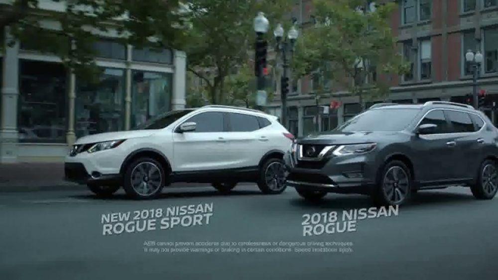 Nissan presents its 2018 Rogue and Rogue Sport models