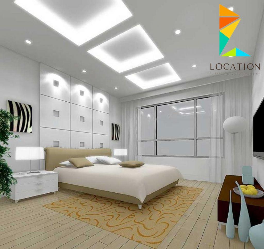 ديكور جبس غرف نوم للعرسان 2017 2018 لوكشين ديزين نت Bedroom Design Trends Master Bedroom Interior Design Modern Bedroom