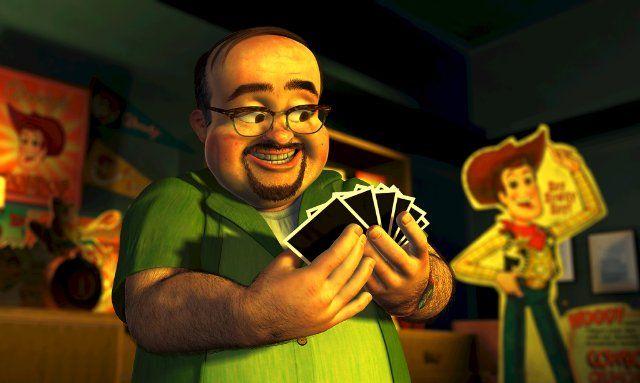 Al Mc Whiggins Toy Story 2 1999 Toy Story Toy Story Movie
