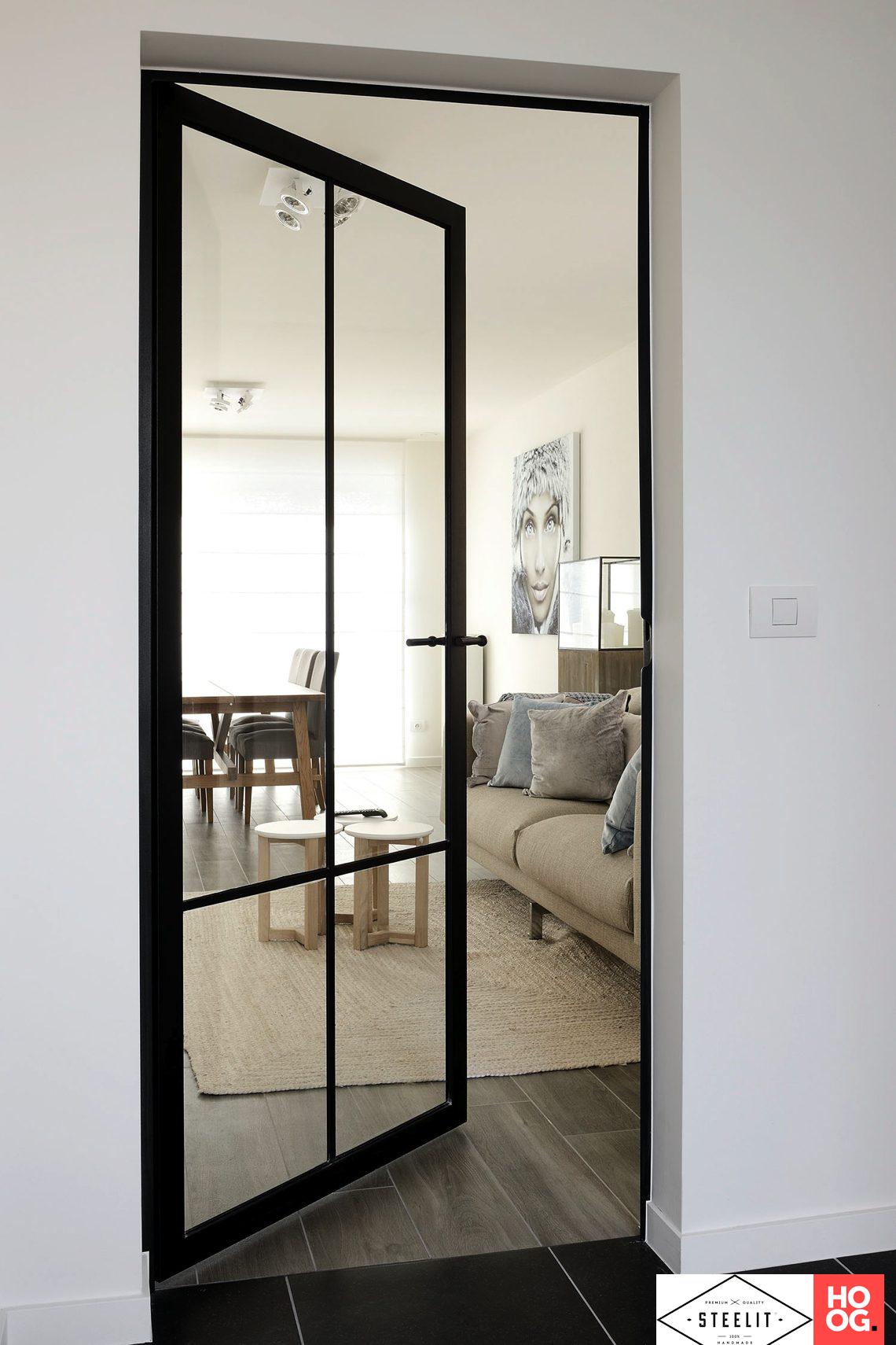 STEELIT® Modern 4 steel interior door – High ■ Exclusive living…