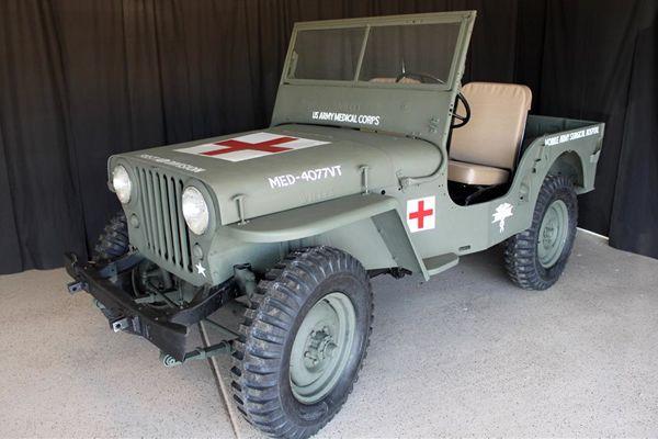 1946 Willys Jeep | Jeep Wrangler Ideas | Pinterest | Jeeps