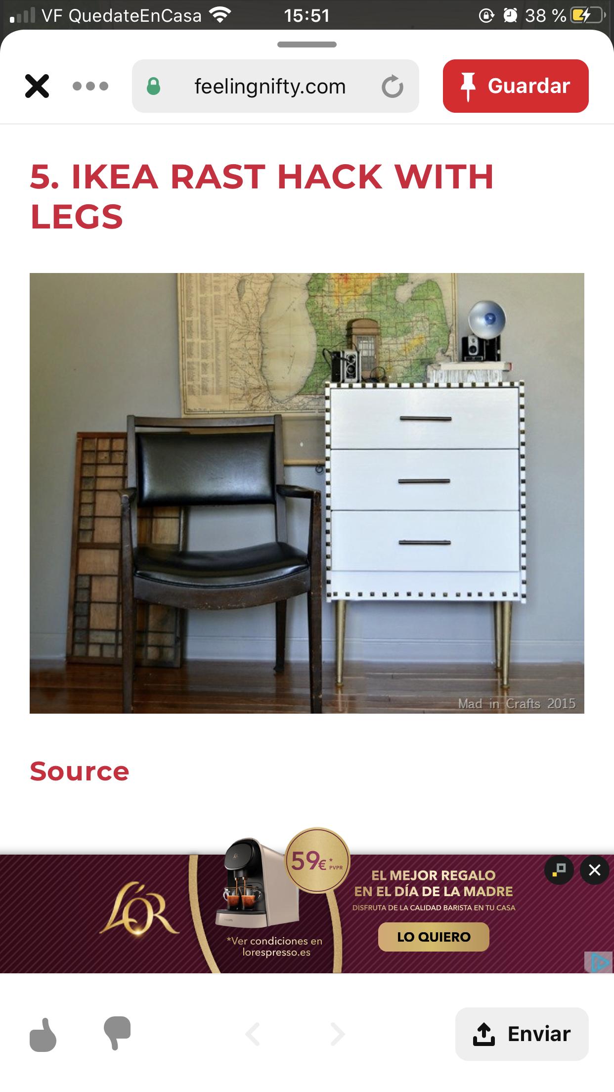 Pin en Ikea hacks