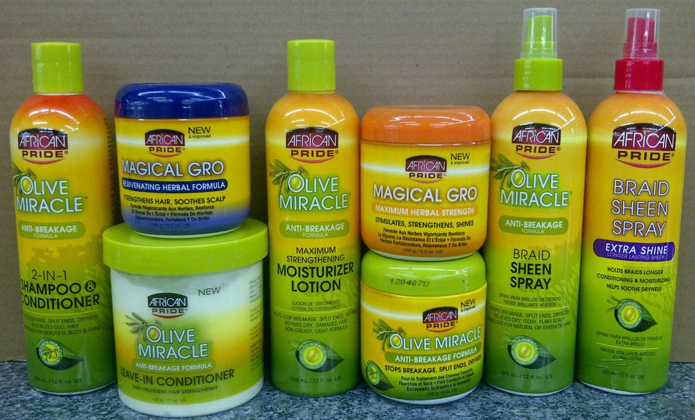 African Pride Olive Miracle Deep Conditioning Hair Products Miracle Hair Products Hair Care Olive Miracle