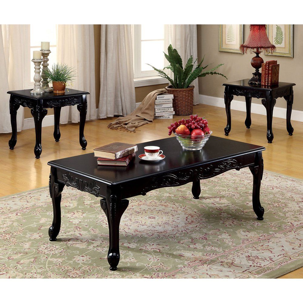 Best Gracewood Hollow Macdonald Classic 3 Piece Coffee And End 400 x 300