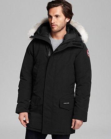 Canada Goose Langford Parka With Fur Hood Men Coats Jackets