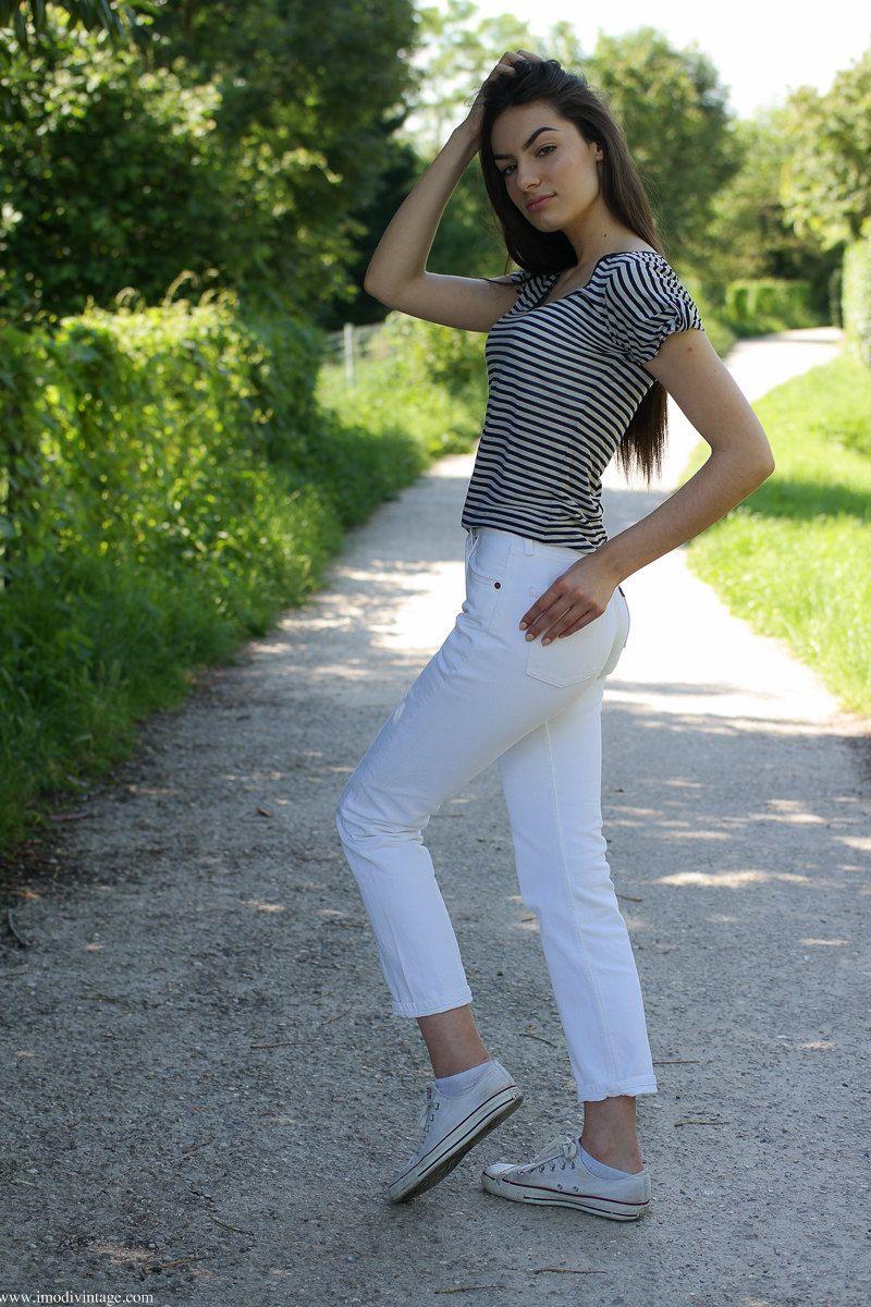 276ed85497ae Pantalon jean taille haute LEVIS de la boutique Imodivintage sur Etsy